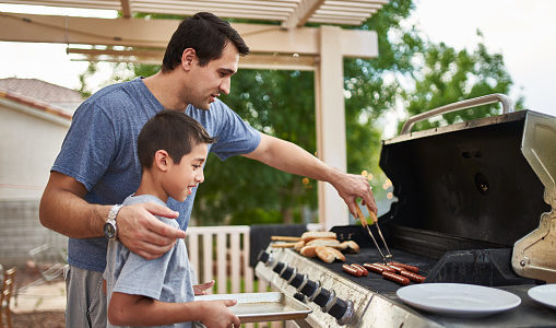 Celebrate National Grilling Month with Grill Ideas from Round Rock West